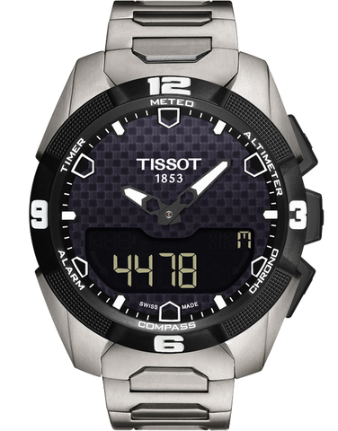 Tissot T-Touch Expert Solar Watch - T091.420.44.051.00 - 756507