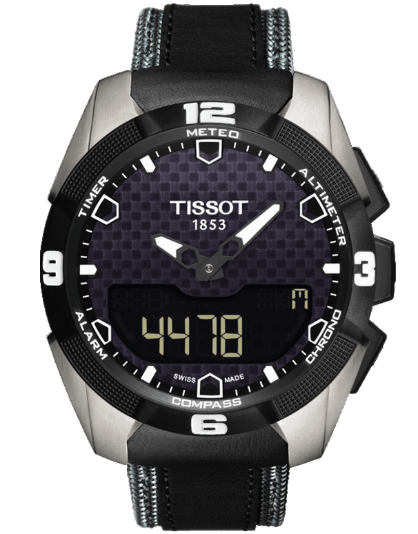 Tissot T-Touch Expert Solar Watch - T091.420.46.051.01 - Salera's Melbourne, Victoria and Brisbane, Queensland Australia