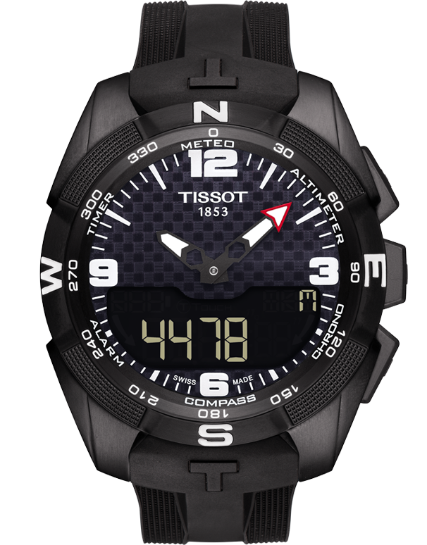 Tissot T-Touch Expert Solar Watch - T091.420.47.057.01 - Salera's Melbourne, Victoria and Brisbane, Queensland Australia