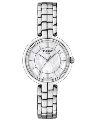 Tissot T-Lady Flamingo Quartz Watch - T094.210.11.111.00 - 760473