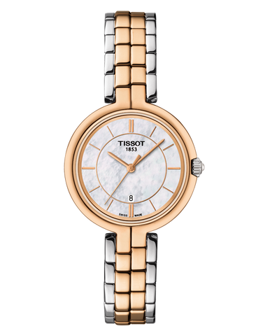 Tissot T-Lady Flamingo Quartz Watch - T094.210.22.111.00 - 760475