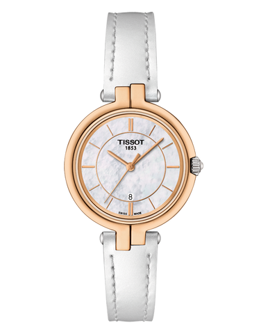 Tissot T-Lady Flamingo Quartz Watch - T094.210.26.111.01 - 762659