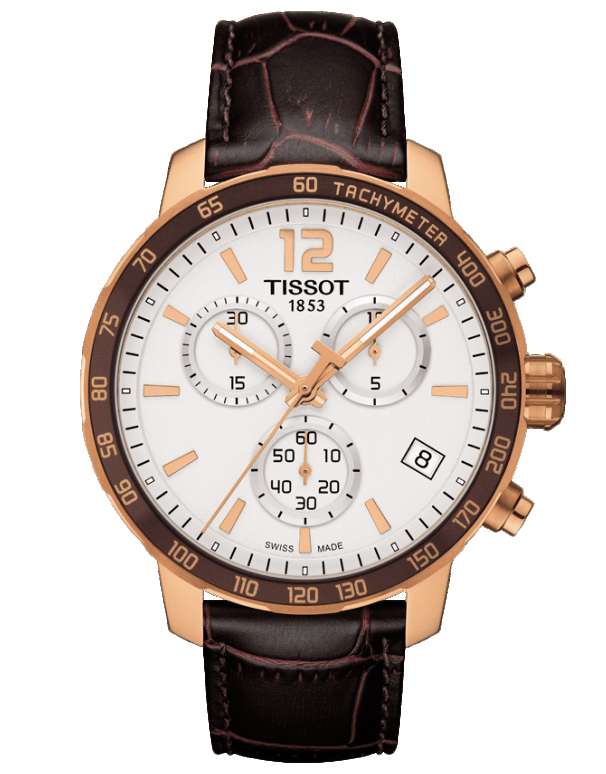 Tissot T-Sport Quickster Quartz Chronograph - T095.417.36.037.00 - Salera's Melbourne, Victoria and Brisbane, Queensland Australia
