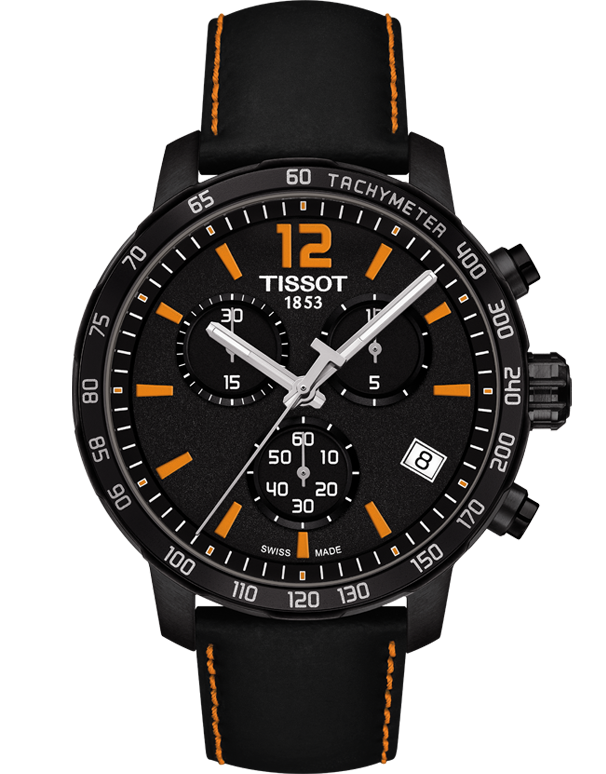 Tissot T-Sport Quickster Quartz Chronograph - T095.417.36.057.00 - Salera's Melbourne, Victoria and Brisbane, Queensland Australia