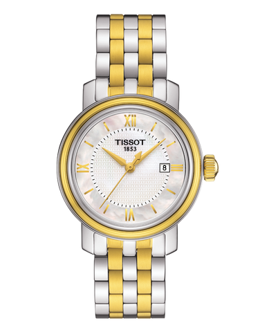 Tissot T-Classic Bridgeport Quartz Watch - T097.010.22.118.00