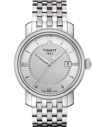 Tissot T-Classic Bridgeport Quartz Watch - T097.410.11.038.00