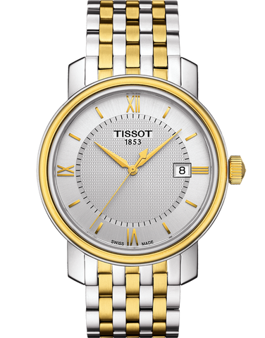 Tissot T-Classic Bridgeport Quartz Watch - T097.410.22.038.00