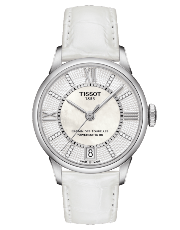 Tissot T-Classic Chemin Des Tourelles Automatic Watch - T099.207.16.116.00 - Salera's Melbourne, Victoria and Brisbane, Queensland Australia