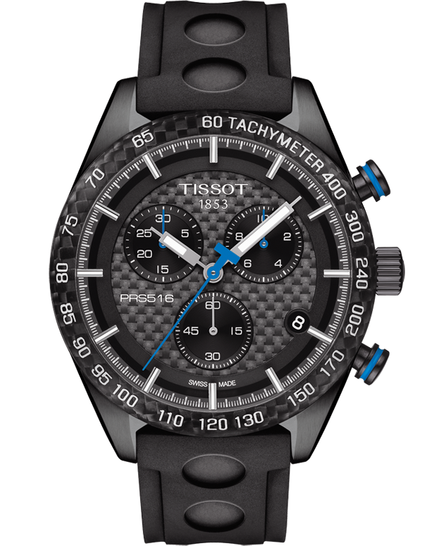 Tissot T-Sport PRS 516 Quartz Chronograph - T100.417.37.201.00 - Salera's Melbourne, Victoria and Brisbane, Queensland Australia