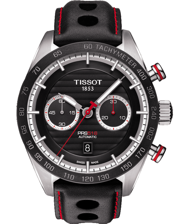 Tissot T-Sport PRS 516 Automatic Chronograph - T100.427.16.051.00 - Salera's Melbourne, Victoria and Brisbane, Queensland Australia