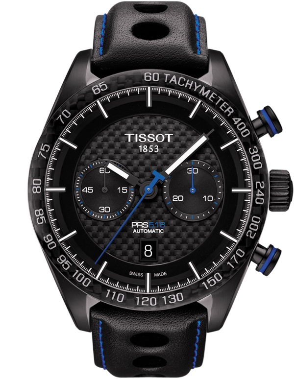 Tissot T-Sport PRS 516 Automatic Chronograph - T100.427.36.201.00 - Salera's Melbourne, Victoria and Brisbane, Queensland Australia