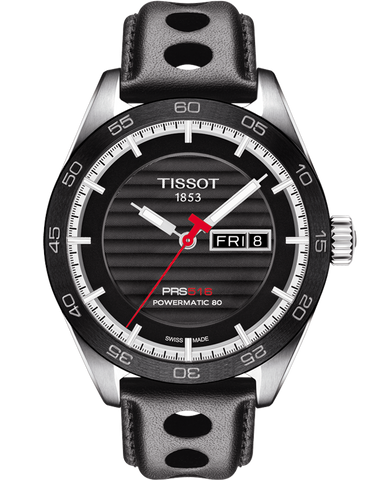 Tissot T-Sport PRS 516 Mechanical Watch - T100.430.16.051.00 - 762314