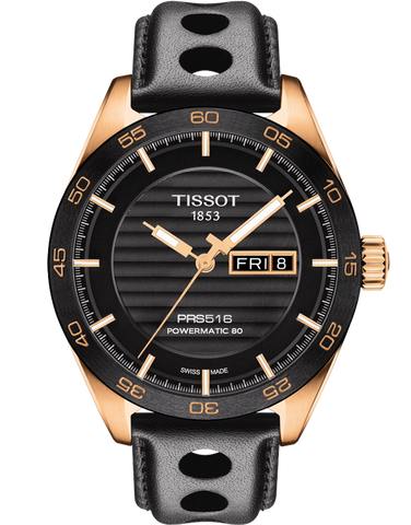 Tissot T-Sport PRS 516 Mechanical Watch - T100.430.36.051.00 - 762316