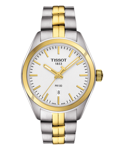 Tissot T-Classic PR 100 Quartz Watch - T101.210.22.031.00
