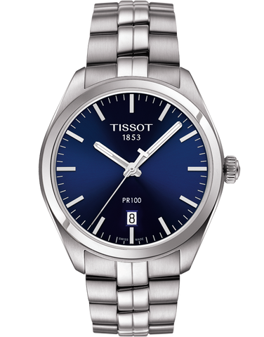 Tissot T-Classic PR 100 Quartz Watch - T101.410.11.041.00
