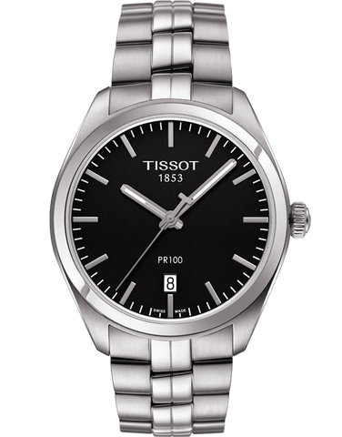 Tissot T-Classic PR 100 Quartz Watch - T101.410.11.051.00