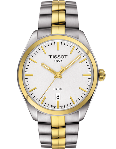 Tissot T-Classic PR 100 Quartz Watch - T101.410.22.031.00