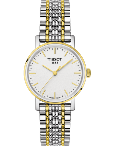 Tissot T-Classic Everytime Quartz Watch - T109.210.22.031.00 - 764590