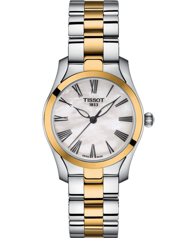 Tissot T-Lady T-Wave Quartz Watch - T112.210.22.113.00 - 780534