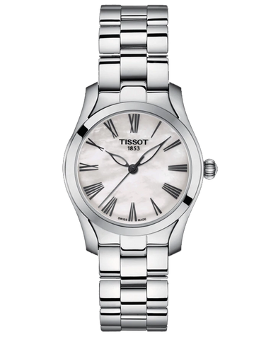 Tissot T-Lady T-Wave Quartz Watch - T112.210.11.113.00 - 780326