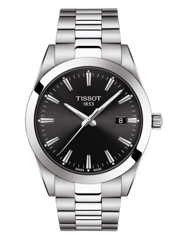 Tissot Gentleman Quartz Men's Watch - T127.410.11.051.00 - 780530