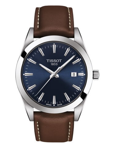 Tissot Gentleman Quartz Men's Watch - T127.410.16.041.00 - 780532