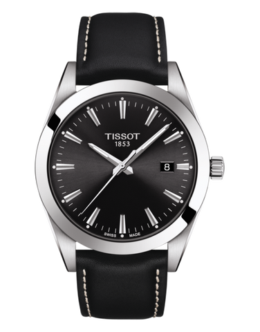 Tissot Gentleman Quartz Men's Watch - T127.410.16.051.00 - 780531