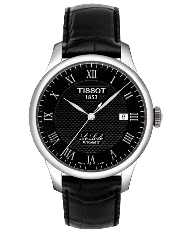 Tissot T-Classic Le Locle Men's Mechanical Watch - T41.1.423.53 - Salera's Melbourne, Victoria and Brisbane, Queensland Australia