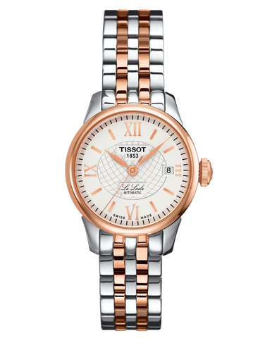 Tissot T-Classic Le Locle Automatic Ladies Watch - T41.2.183.33 - 764512