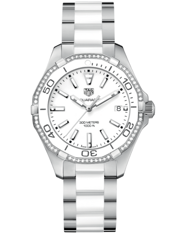 TAG Heuer Aquaracer Quartz Watch - WAY131H.BA0914 - 762307