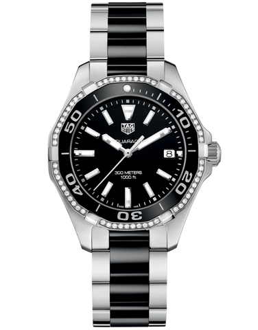 TAG Heuer Aquaracer Quartz Watch - WAY131G.BA0913 - 762308