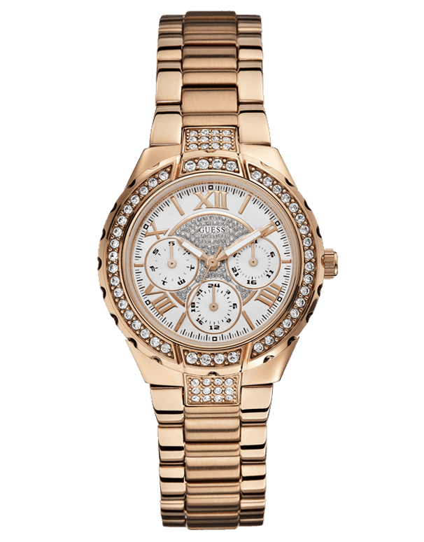 Guess - Ladies Viva Watch - W0111L3 - Salera's Melbourne, Victoria and Brisbane, Queensland Australia