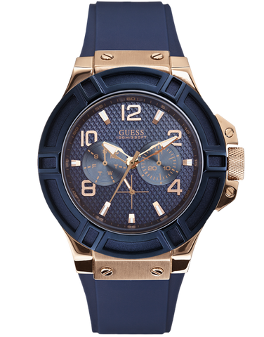 Guess - Men's Rigor Watch - W0247G3