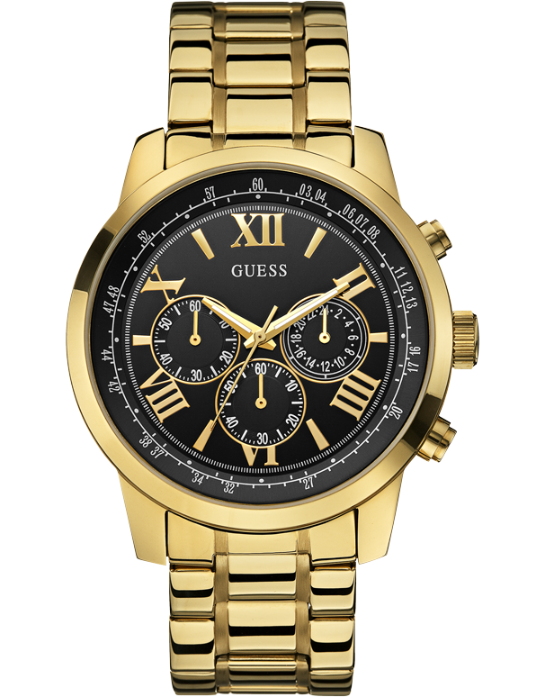 Guess - Men's Horizon Watch - W0379G4 - 767992 - Salera's