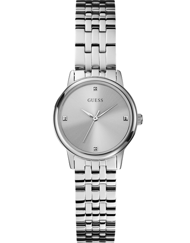 Guess - Ladies Wafer Watch - W0687L1