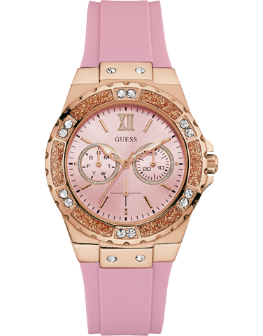 Guess - Ladies Limelight Watch - W1053L3 - 767830