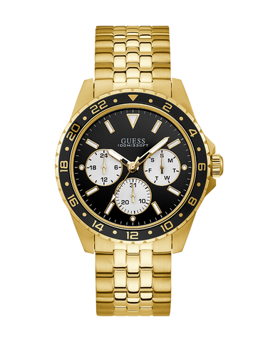 Guess - Men's Odyssey Gold Watch - W1107G4 - 771004