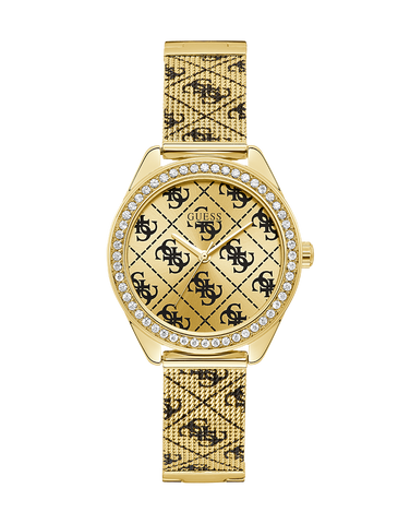Guess -  Ladies Claudia Gold Watch - W1279L2 - 771009