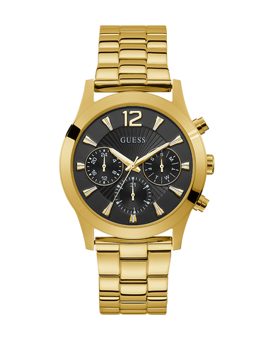 Guess - Ladies Skylar Gold Watch - W1295L2 - 771007
