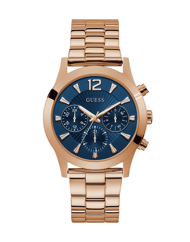 Guess - Ladies Skylar Rose Gold Watch - W1295L3 - 770998