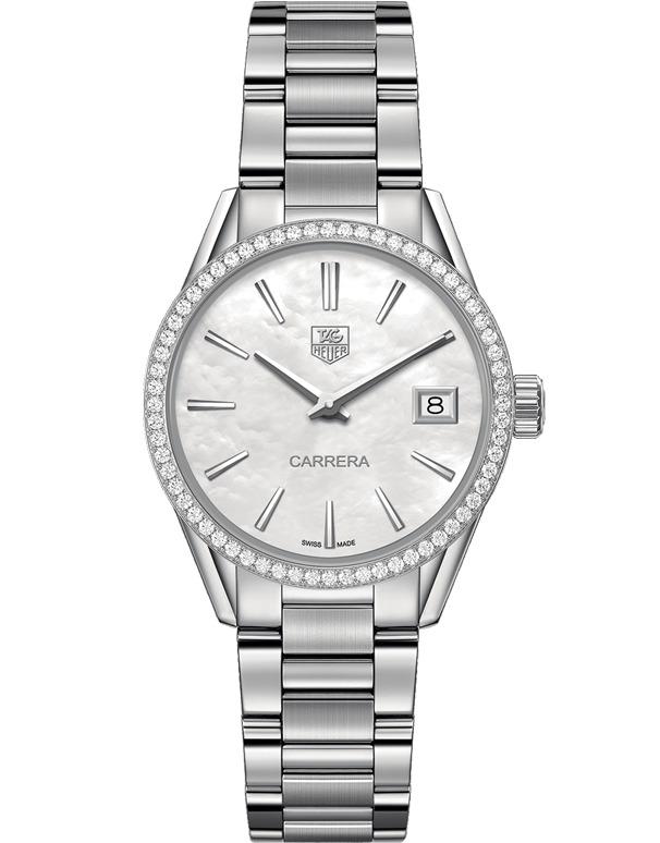 TAG Heuer Carrera Quartz Watch - WAR1315.BA0778 - Salera's Melbourne, Victoria and Brisbane, Queensland Australia