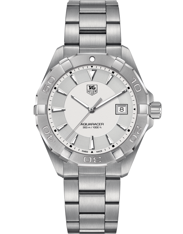 TAG Heuer Aquaracer Men's Quartz Watch - WAY1111.BA0928 - Salera's Melbourne, Victoria and Brisbane, Queensland Australia