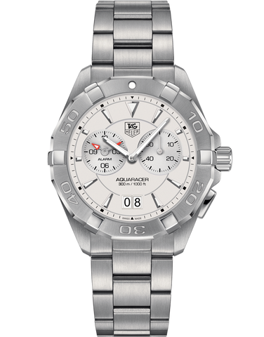 TAG Heuer Aquaracer Quartz Alarm Watch - WAY111Y.BA0928