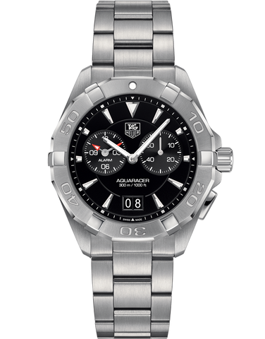 TAG Heuer Aquaracer Quartz Alarm Watch - WAY111Z.BA0928 - 760671