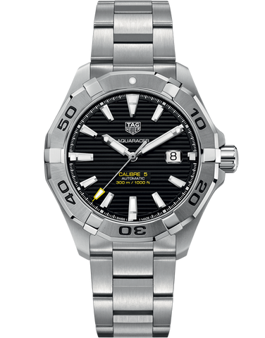TAG Heuer Aquaracer Calibre 5 - WAY2010.BA0927