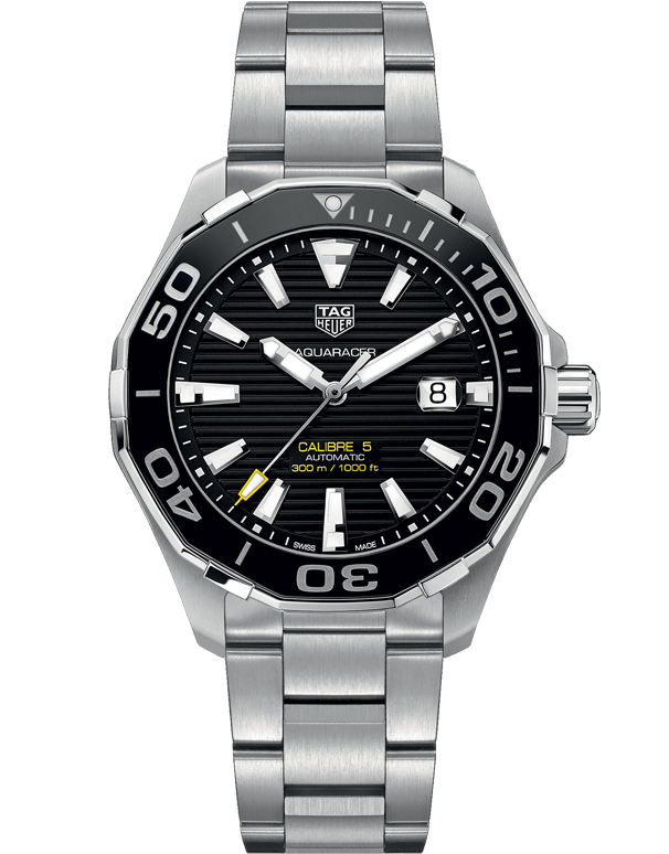TAG Heuer Aquaracer Calibre 5 - WAY201A.BA0927 - Salera's Melbourne, Victoria and Brisbane, Queensland Australia
