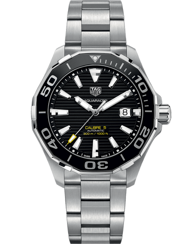 TAG Heuer Aquaracer Calibre 5 - WAY201A.BA0927 - 762816