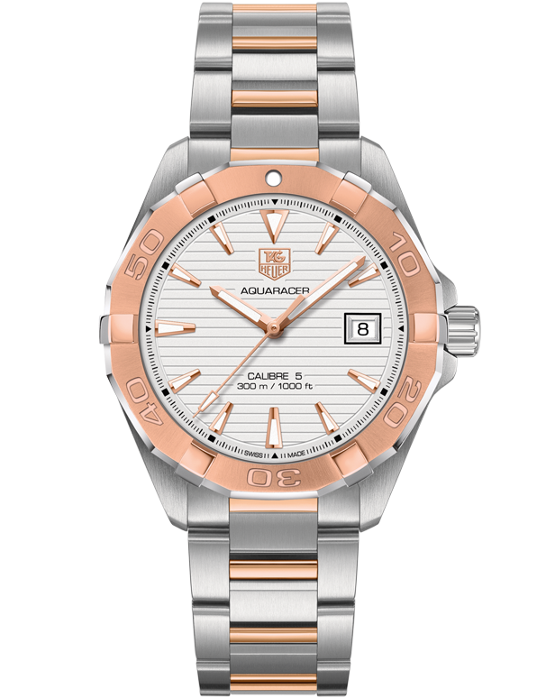 TAG Heuer Aquaracer Men's Calibre 5 - WAY2150.BD0911 - Salera's Melbourne, Victoria and Brisbane, Queensland Australia