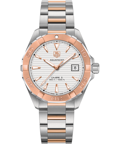 TAG Heuer Aquaracer Calibre 5 - WAY2150.BD0911 - 756450
