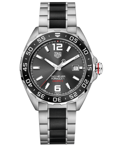 TAG Heuer Formula 1 Calibre 5 Watch - WAZ2011.BA0843 - 762747